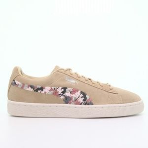 PUMA Suede Sunfade Stitch Women's Sneakers!! New!!